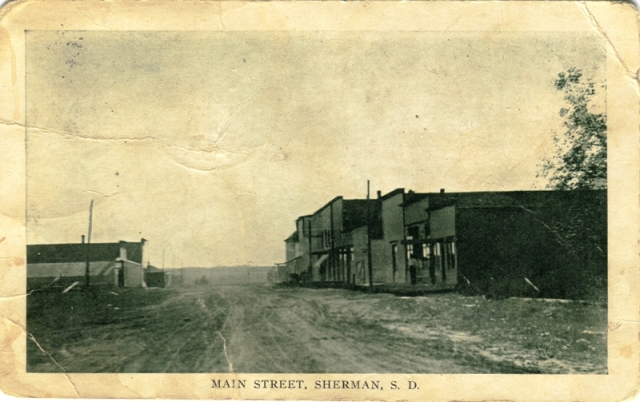 Sherman in 1909